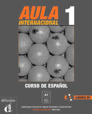 AULA INTERNACIONAL 1. LIBRO DEL PROFESOR