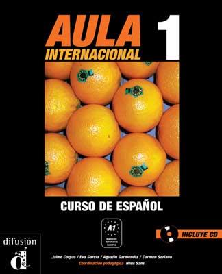 AULA INTERNACIONAL 1. LIBRO DEL ALUMNO + CD