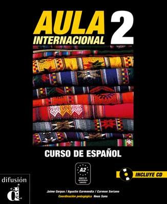 AULA INTERNACIONAL 2. LIBRO DEL ALUMNO + CD