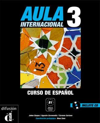 AULA INTERNACIONAL 3. LIBRO DEL ALUMNO + CD