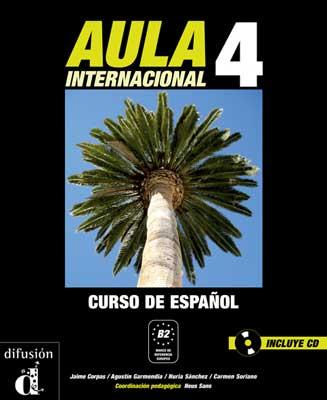 AULA INTERNACIONAL 4. LIBRO DEL ALUMNO + CD