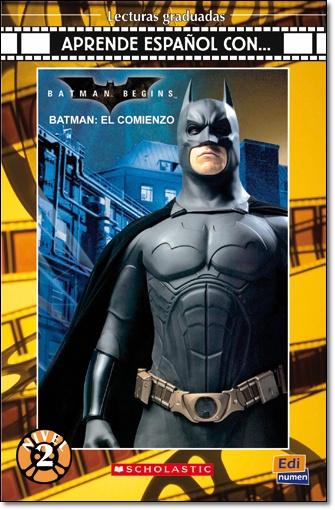 BATMAN: EL COMIENZO + CD ( APRENDE ESPANOL CON... A2 )