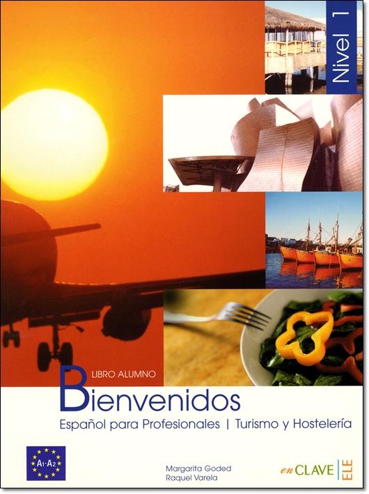 BIENVENIDOS 1 - LIBRO DEL ALUMNO