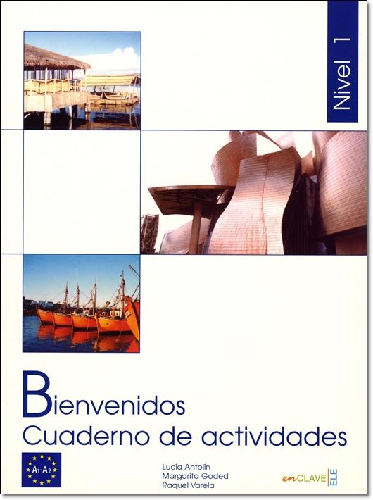 BIENVENIDOS 1 - CUADERNO DE ACTIVIDADES