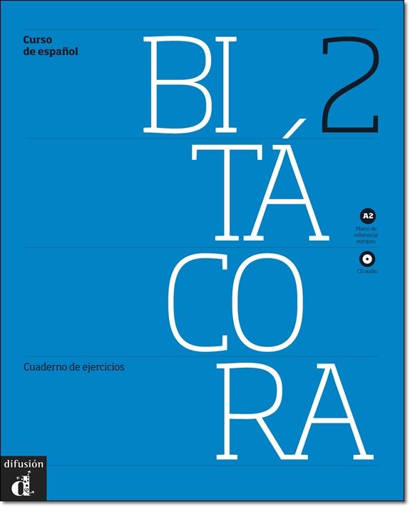BITACORA 2. CUADERNO DE EJERCICIOS + CD