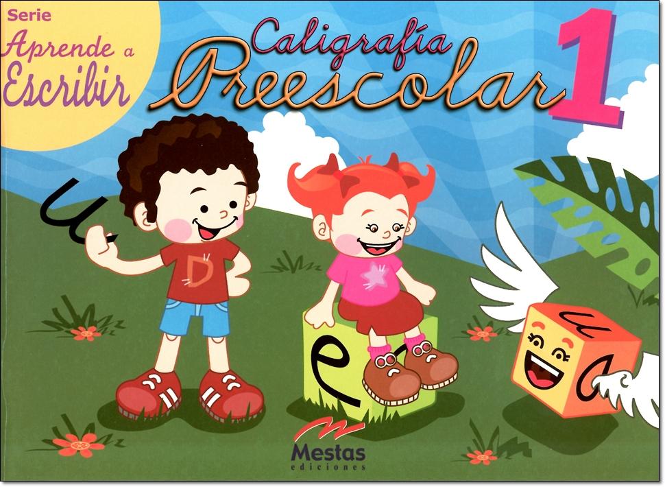 CALIGRAFIA PREESCOLAR 1