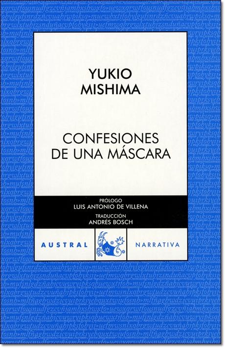 CONFESIONES DE UNA MASCARA
