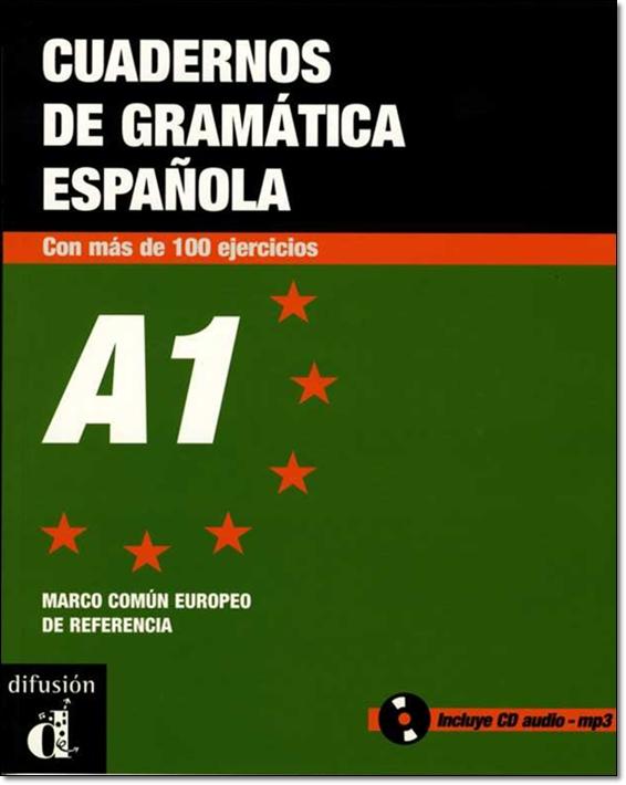 CUADERNO DE GRAMATICA ESPANOLA A1 + CD