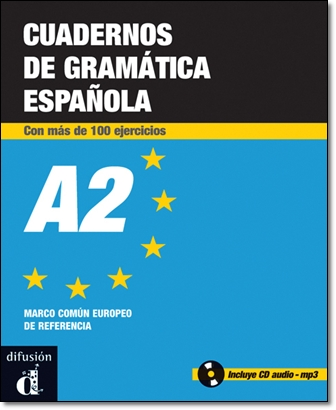 CUADERNO DE GRAMATICA ESPANOLA A2 + CD