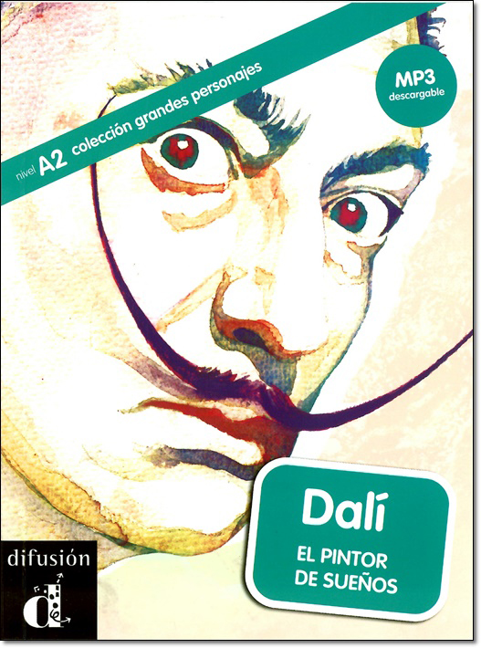 DALI + MP3 ( GRANDES PERSONAJES )