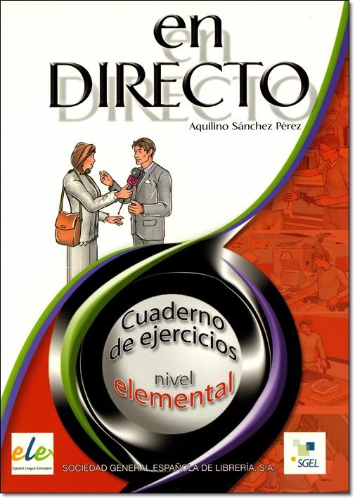 EN DIRECTO 1 ELEMENTAL CUADERNO DE EJERCICIOS