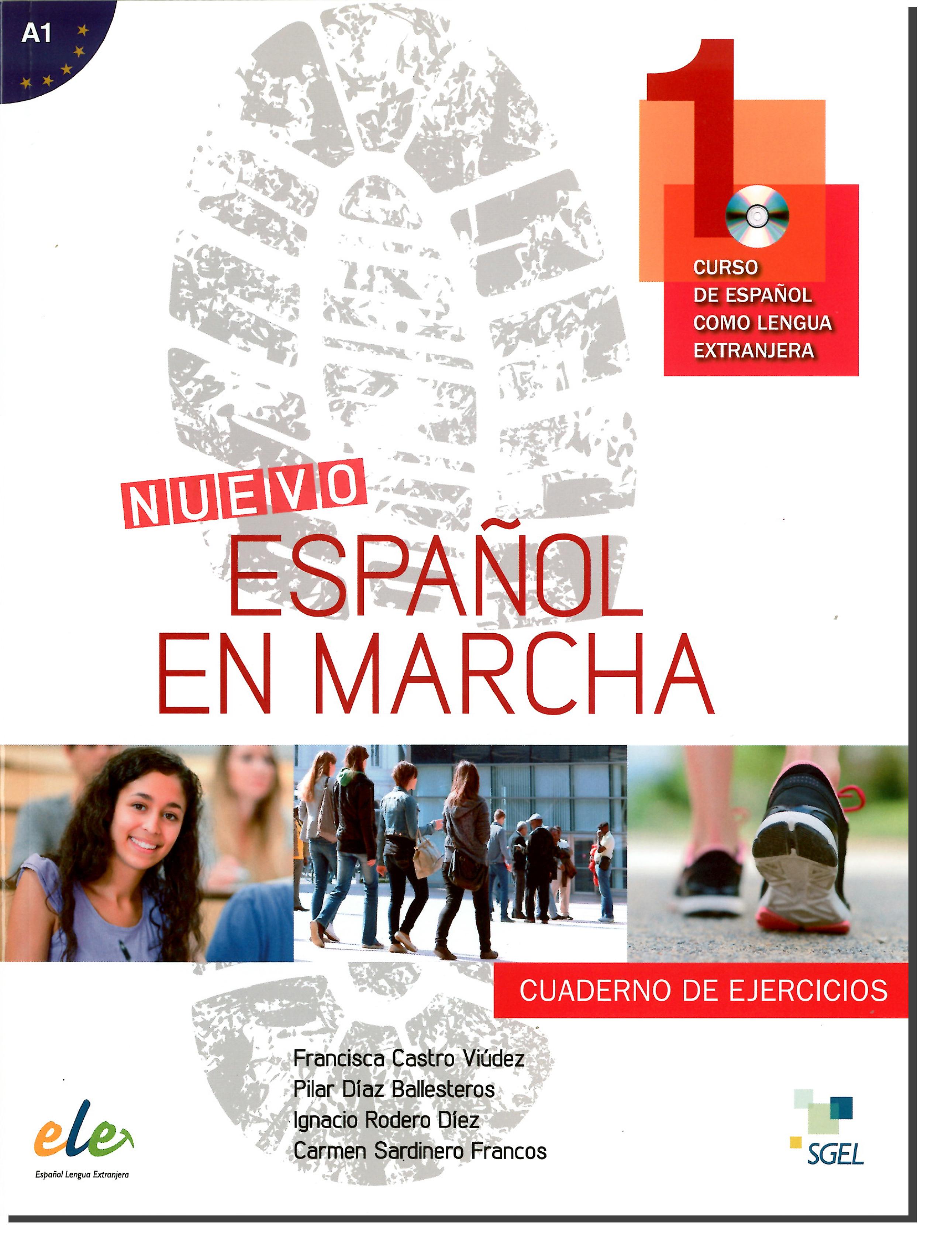 NUEVO ESPANOL EN MARCHA 1 CUADERNO DE EJERCICIOS + CD