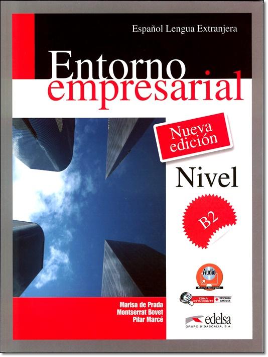 ENTORNO EMPRESARIAL LIBRO DEL ALUMNO + CD