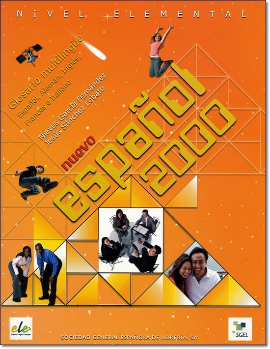 NUEVO ESPANOL 2000 ELEMENTAL GLOSARIO MULTILINGUE