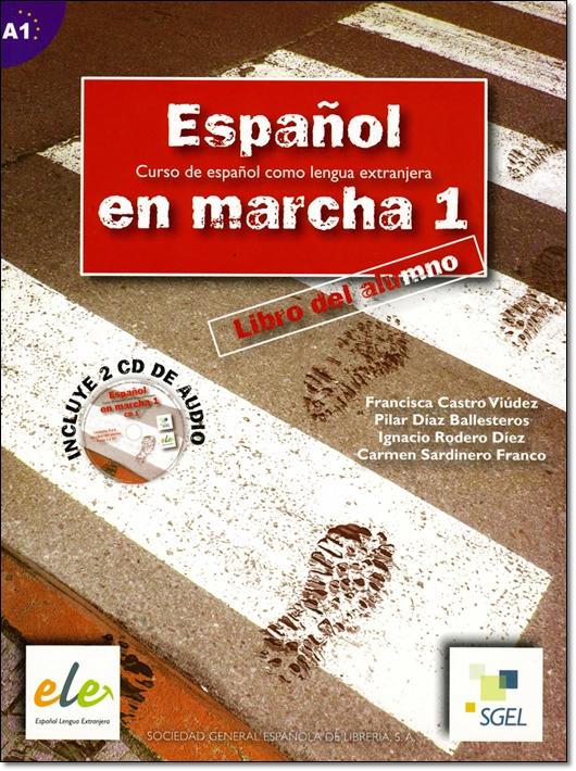 ESPANOL EN MARCHA 1 LIBRO DEL ALUMNO + CD