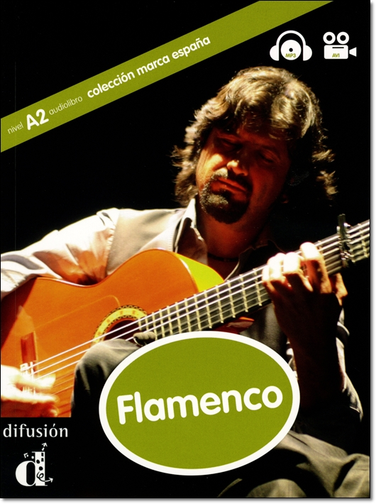 FLAMENCO + DVD ( MARCA ESPANA )