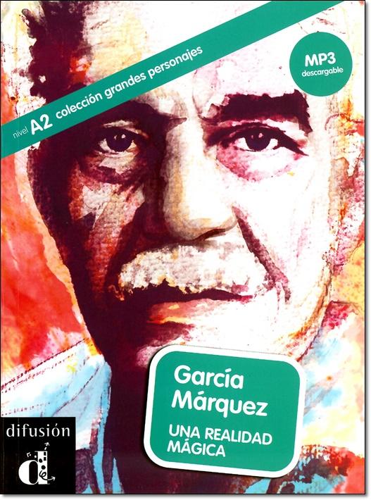 GARCIA MARQUEZ + MP3 ( GRANDES PERSONAJES )