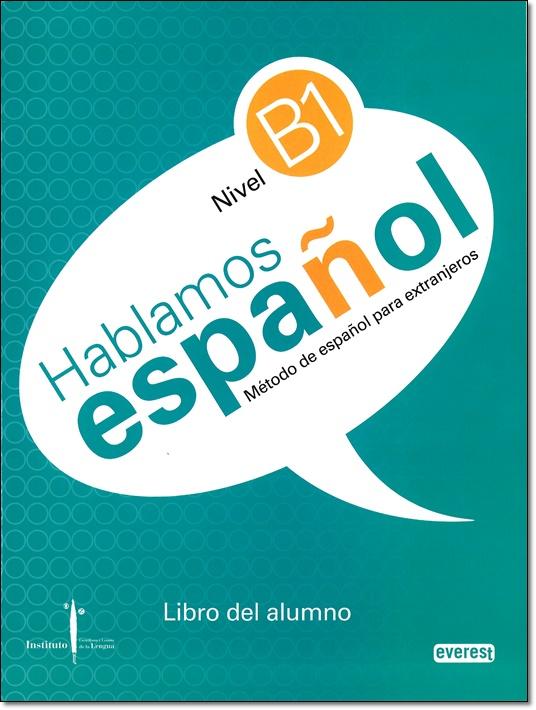 HABLAMOS ESPANOL B1 LIBRO DEL ALUMNO