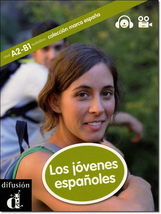 LOS JOVENES ESPANOLES + DVD ( MARCA ESPANA )