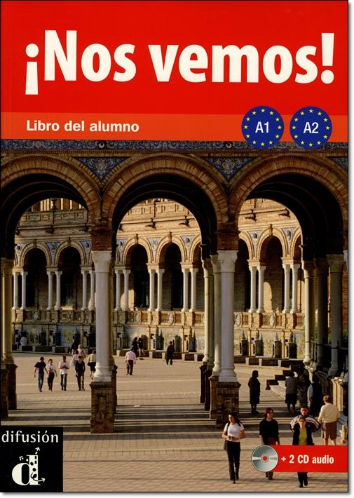 NOS VEMOS! A1-A2 LIBRO DEL ALUMNO + 2CDS