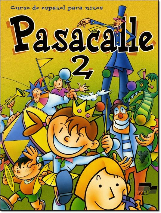 PASACALLE 2 CD DEL LIBRO DEL ALUMNO