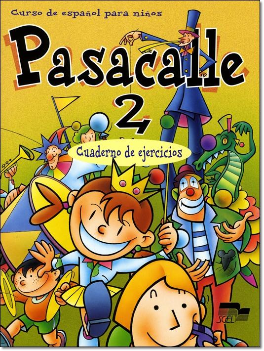 PASACALLE 2 CUADERNO DE EJERCICIOS