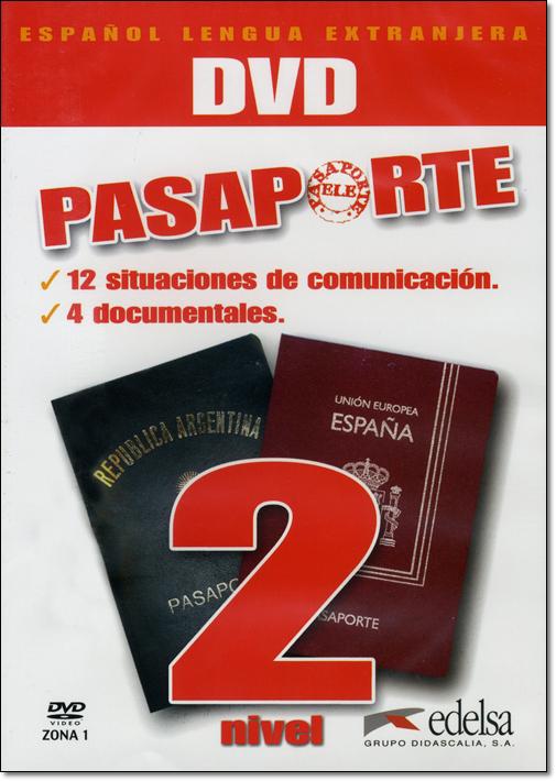 PASAPORTE ELE A2 DVD