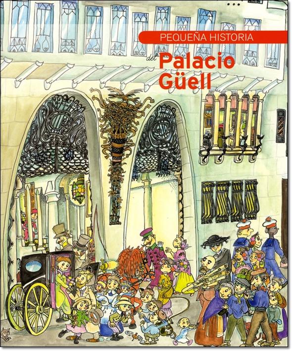 PEQUENA HISTORIA DE PALACIO GUELL