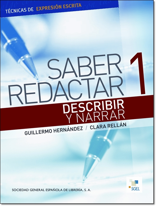 SABER REDACTAR 1 DESCRIBIR Y NARRAR