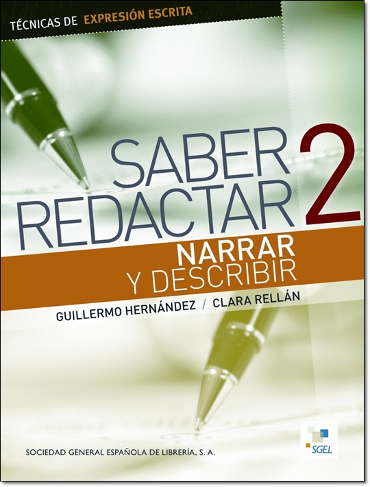 SABER REDACTAR 2 NARRAR Y DESCRIBIR