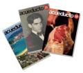 スペイン情報誌『acueducto』全40冊セット