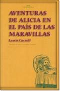 AVENTURAS DE ALICIA EN EL PAIS DE LAS MARAVILLAS