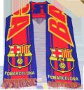 F.C. バルセロナ オフィシャル ニットマフラー E