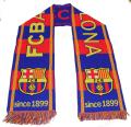 F.C. バルセロナ オフィシャル ニットマフラー C