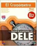 ワケあり本:EL CRONOMETRO Nivel Intermedio + CD (Manual de preparacion del DELE)(旧版)