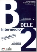 ワケあり本:Preparacion al Diploma de Espanol DELE, Nivel B2 + CD & CLAVES (問題集&解答集セット)(旧版)