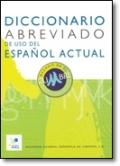 DICCIONARIO ABREVIADO DE USO DEL ESPANOL ACTUAL