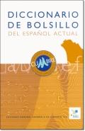 DICCIONARIO DE BOLSILLO DEL ESPANOL ACTUAL