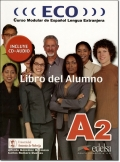 ECO A2 LIBRO DEL ALUMNO + CD