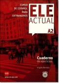 ELE ACTUAL A2. CUADERNO DE EJERCICIOS + CD