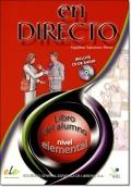 EN DIRECTO 1 ELEMENTAL LIBRO DEL ALUMNO + CD