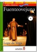 FUENTEOVEJUNA + CD <AUDIO CLASICOS ADAPTADOS>