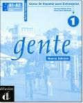 GENTE 1 NUEVA EDICION. LIBRO DEL PROFESOR