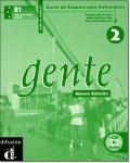 GENTE 2 NUEVA EDICION. LIBRO DE TRABAJO + CD