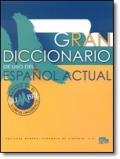 GRAN DICCIONARIO DE USO DEL ESPANOL PARA EXTRANJEROS