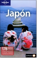 JAPON - LONELY PLANET -
