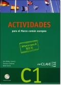 ACTIVIDADES PARA EL MCER C1. LIBRO DEL ALUMNO + CD