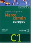 ACTIVIDADES PARA EL MCER C1. SOLUCIONARIO