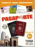 PASAPORTE ELE A2 LIBRO DEL ALUMNO + CD