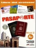 PASAPORTE ELE A2 LIBRO DEL PROFESOR + CD